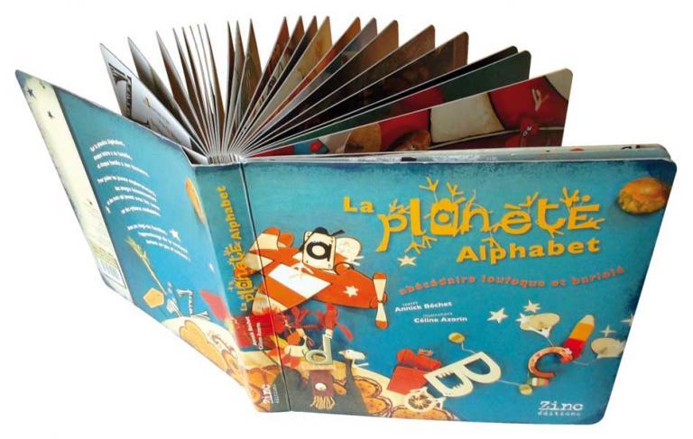 La planète alphabet