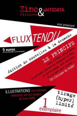 Affiche flux tendu